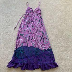Dresses & Skirts - Purple Midi Dress